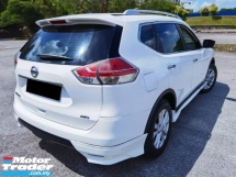 2015 NISSAN X-TRAIL 2.5 2WD 4WD 7 SEAT 360 CAMERA 1 OWNER