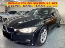 2014 BMW 3 SERIES 316I CKD 88K KM FS FREE WARRANTY Actual Year Make
