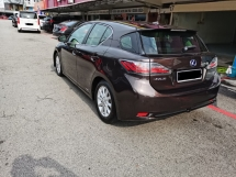 2011 LEXUS CT200H Lexus CT200H Luxury Full Spec 2011