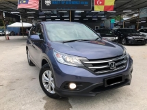 2015 HONDA CR-V 2.0 i-VTEC FACELIFT 4WD FULL SPEC