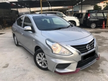 2016 NISSAN ALMERA 1.5 E FACELIFT WITH FULL BODYKITS