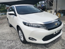 2016 TOYOTA HARRIER 2.0 Premium Panoramic Roof Unreg 2 Yr Warranty