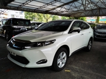 2016 TOYOTA HARRIER 2.0 360 Camera Power Boot Sunroof