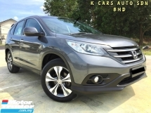 2015 HONDA CR-V 2.4 4WD FACELIFT Rebate Comission