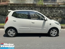 2012 HYUNDAI I10 1.2 HIGH SPEC FACELIFT (A) LADY OWNER
