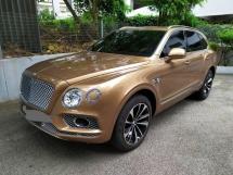 2017 BENTLEY BENTAYGA BENTLEY BENTAYGA 6.0 MULINNER  (Bentley Malaysia previously)
