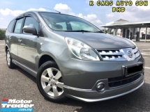 2011 NISSAN GRAND LIVINA 1.8L A/T Rebate Commission