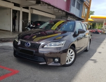 2011 LEXUS CT200H HYBRID LUXURY