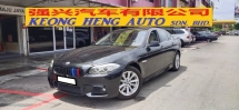 2013 BMW 5 SERIES 520i 2.0cc (A) REG 2013, 2YRS WARRT, MILE 148K
