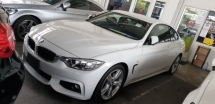 2015 BMW 4 SERIES 420i M Sport 2.0 Coupe INC SST 2 YEARS WARRANTY Japan Unreg