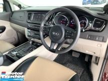 2018 KIA GRAND CARNIVAL 2.2 (A) High Spec Premium MPV Model