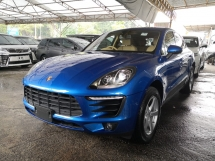 2016 PORSCHE MACAN 2.0 BOSE SOUND INC SST JAPAN UNREG