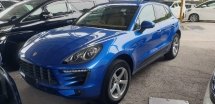 2016 PORSCHE MACAN 2.0 JAPAN SPEC BOSE SOUND SYSTEM NO HIDDEN CHARGES