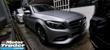 2015 MERCEDES-BENZ C-CLASS C200 2.0 AVANTGARDE / TIPTOP CONDITION FROM JAPAN / READY STOCK OFFER