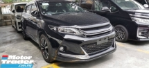 2017 TOYOTA HARRIER 2.0 GS SPORT EDITION / REAR SPEC / DONT MISS OUT THIS TIME