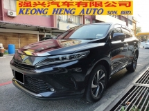 2018 TOYOTA HARRIER 2.0 LUXURY UW23