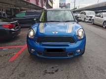 2014 MINI Countryman Mini Countryman S 1.6 ALL4 2014 CBU (A) MIL 27K KM