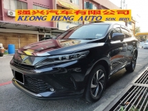 2018 TOYOTA HARRIER 2.0T LUXURY MODEL (CBU)