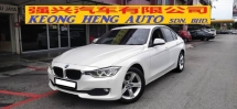2015 BMW 3 SERIES 316i F30 1.6cc (A) FREE 2 YEARS CAR WARRANTY