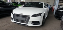 2016 AUDI TTS 2.0 QUATTRO AWD B AND O NO HIDDEN CHARGES