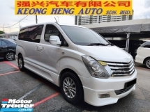 2012 HYUNDAI GRAND STAREX 2.5 ROYALE