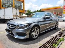 2017 MERCEDES-BENZ C-CLASS Mercedes Benz C200 2.0 AMG (A)UW 2021