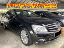 2010 MERCEDES-BENZ C-CLASS C200 BLUE EFFICIENCY CKD CGi Actual Year Make 2010