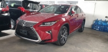2017 LEXUS RX 200T VL SPEC 3 LED HEADLAMP NO HIDDEN CHARGES