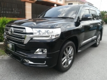 2012 TOYOTA LAND CRUISER 4.6 ZX Premium spec Latest Facelifted