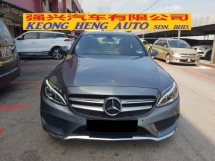 2017 MERCEDES-BENZ C-CLASS C200 2.0 AMG MODEL (CKD)