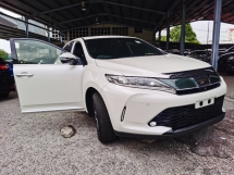 2017 TOYOTA HARRIER 2.0 Turbo Premium Sunroof 360 Cameras Android Media Pre Crash Lane Keeping Power Boot Japan Unreg