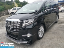 2017 TOYOTA ALPHARD 2.5 Sport Sun Roof Unregister 2 Year Warranty