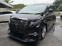 2017 TOYOTA ALPHARD 2.5 S Modelista Bodykit Sunroof 360 Cameras Power Boot Japan Unreg