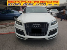 2010 AUDI Q7 3.0 S LINE TFSI QUATTRO (JAPAN SPEC)(FREE 2 YEARS CAR WARRANTY)
