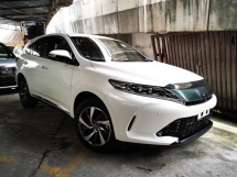 2017 TOYOTA HARRIER 2.0 Premium Turbo