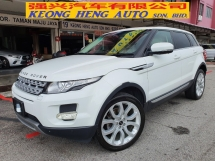 2012 LAND ROVER RANGE ROVER Evoque 2.0 Si4 Prestige Japan Spec *1 yrs warranty