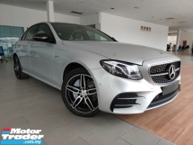 2017 MERCEDES-BENZ E-CLASS E43 AMG Premium Plus Digital Meter Multi Beam High Spec Unregister