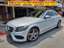 2018 MERCEDES-BENZ C-CLASS C250 AMG 39K KM (Under Warranty) 1 Free service