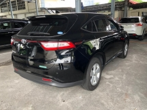 2017 TOYOTA HARRIER 2.0 New facelife , Surround Camera , Power Boot