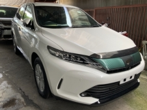 2017 TOYOTA HARRIER 2.0 surround camera power boot precrash system lane assist unregistered