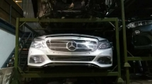MERCEDES BENZ C CLASS HALF CUT USED NEW RECOND AUTO CAR SPARE PART BMW MALAYSIA