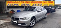 2014 BMW 3 SERIES 316i F30 1.6cc (A) FREE 2 YEARS CAR WARRANTY