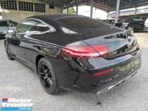 2019 MERCEDES-BENZ C-CLASS 300 Coupe AMG Line Unregister 2 Year Warranty