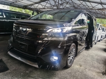 2016 TOYOTA VELLFIRE 2.5 ZG JBL HOME THEATRE SYSTEM SUNROOF MODELLISTA BODYKIT 4 CAMERA 2016 JAPAN UNREG FREE GMR WARRANT