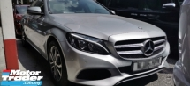 2016 MERCEDES-BENZ C-CLASS C200 SPORT PREMIUM / PANORAMA / PWR BOOT / 5 YEARS WARRANTY UNLIMITED KM