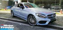 2016 MERCEDES-BENZ C-CLASS Mercedes Benz C300amg 2016