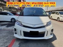 2013 TOYOTA ESTIMA 2.4 AERAS MODEL REG 2014 (FREE 2 YEARS CAR WARRANTY)
