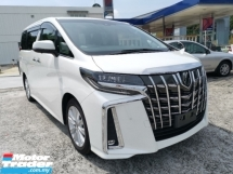 2019 TOYOTA ALPHARD 2.5 S Pre Crash 360 Camera Power Boot Unregister