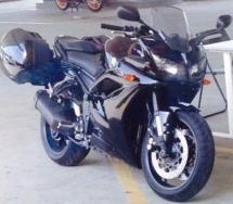2013 Yamaha FAZER 1000 GT