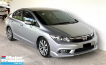 2013 HONDA CIVIC FB 2.0 S (A) Original Modulo Sport Model